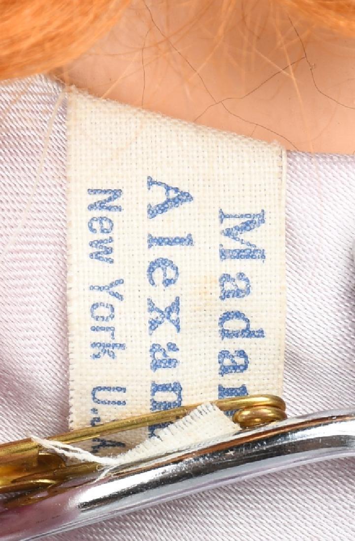 2-MADAME ALEXANDER DOLLS, PRINCESS ELIZABETH - 8