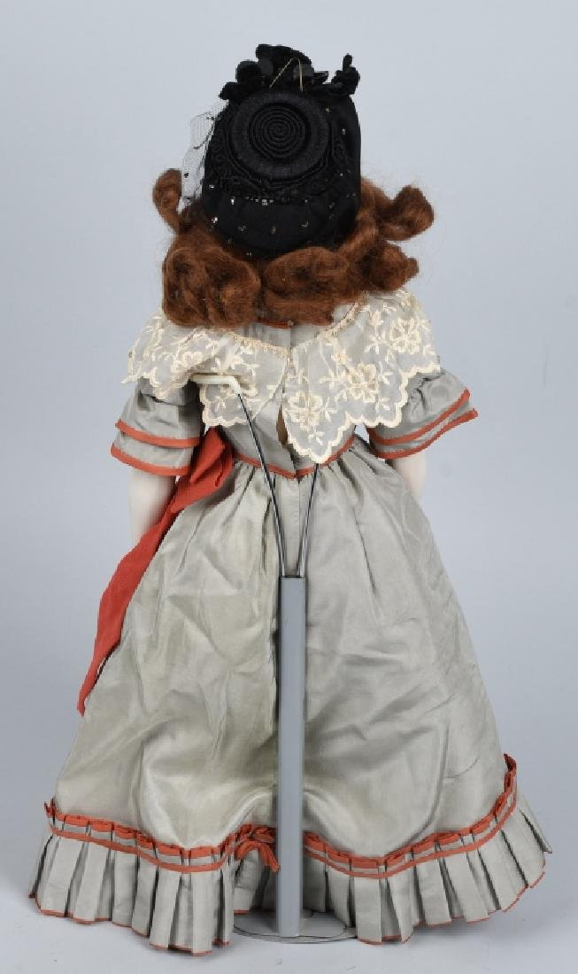 1830-1850 BIEDERMEIER CHINA DOLL - 4