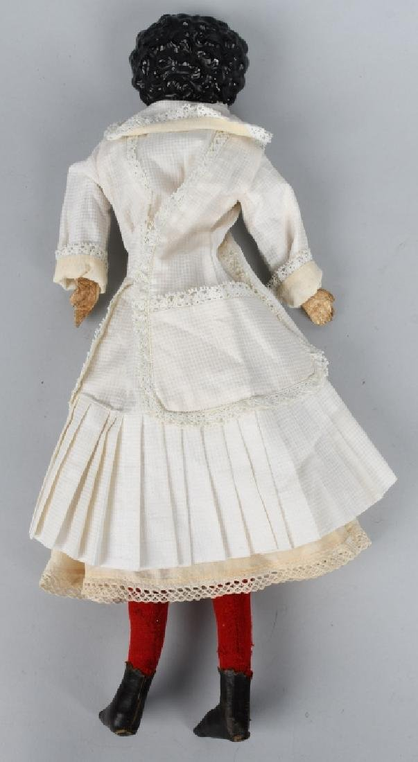 "EARLY CHINA HEAD DOLL, ORIGINAL, 19 1/2"" - 6"