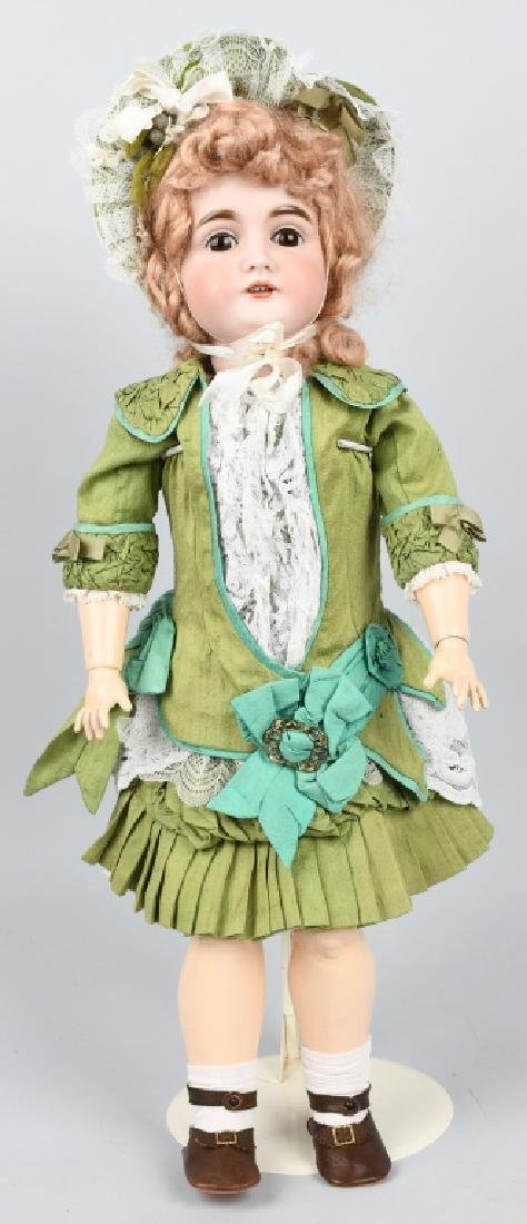 GERMAN KESTNER NO. 164, BISQUE DOLL