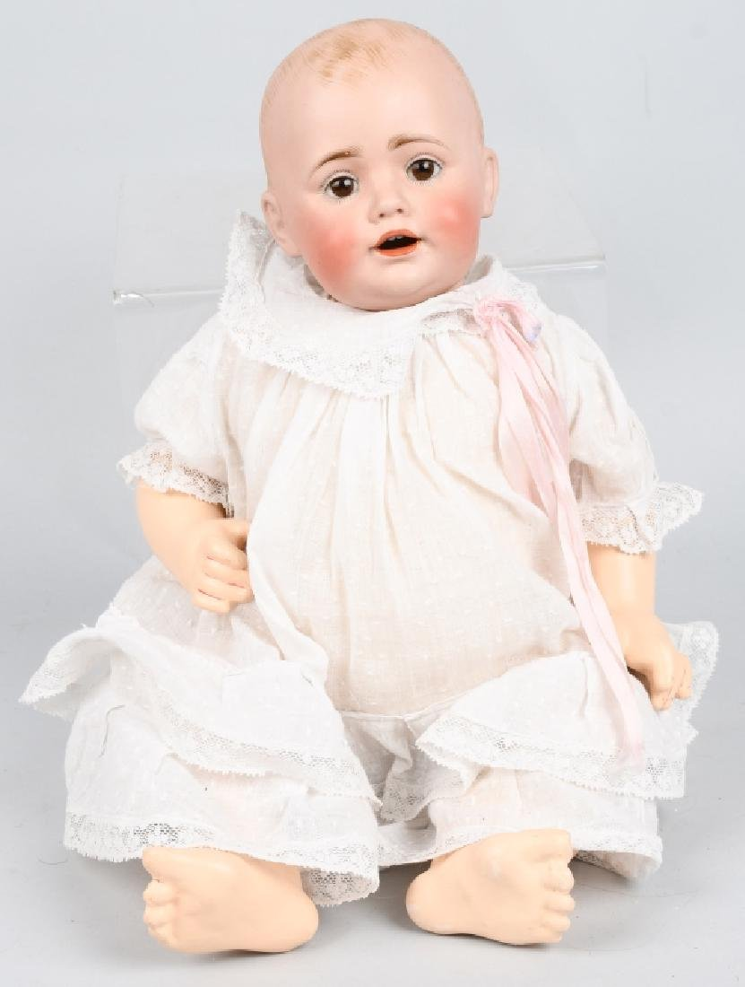 GERMAN KESTNER BISQUE BOY DOLL