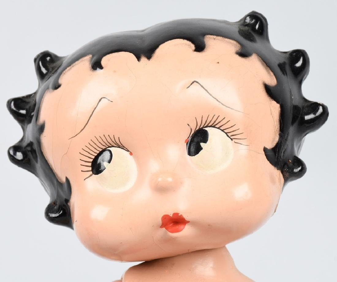 CAMEO Wood-Jointed BETTY BOOP DOLL - 2