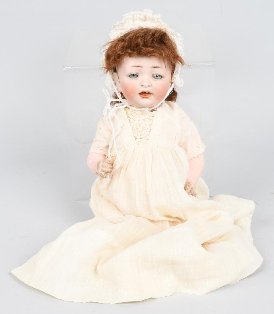 GERMAN KESTNER NO. 152, BISQUE BABY DOLL
