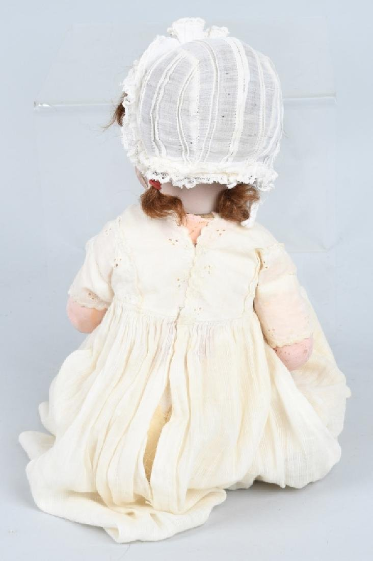 GERMAN KESTNER NO. 152, BISQUE BABY DOLL - 4