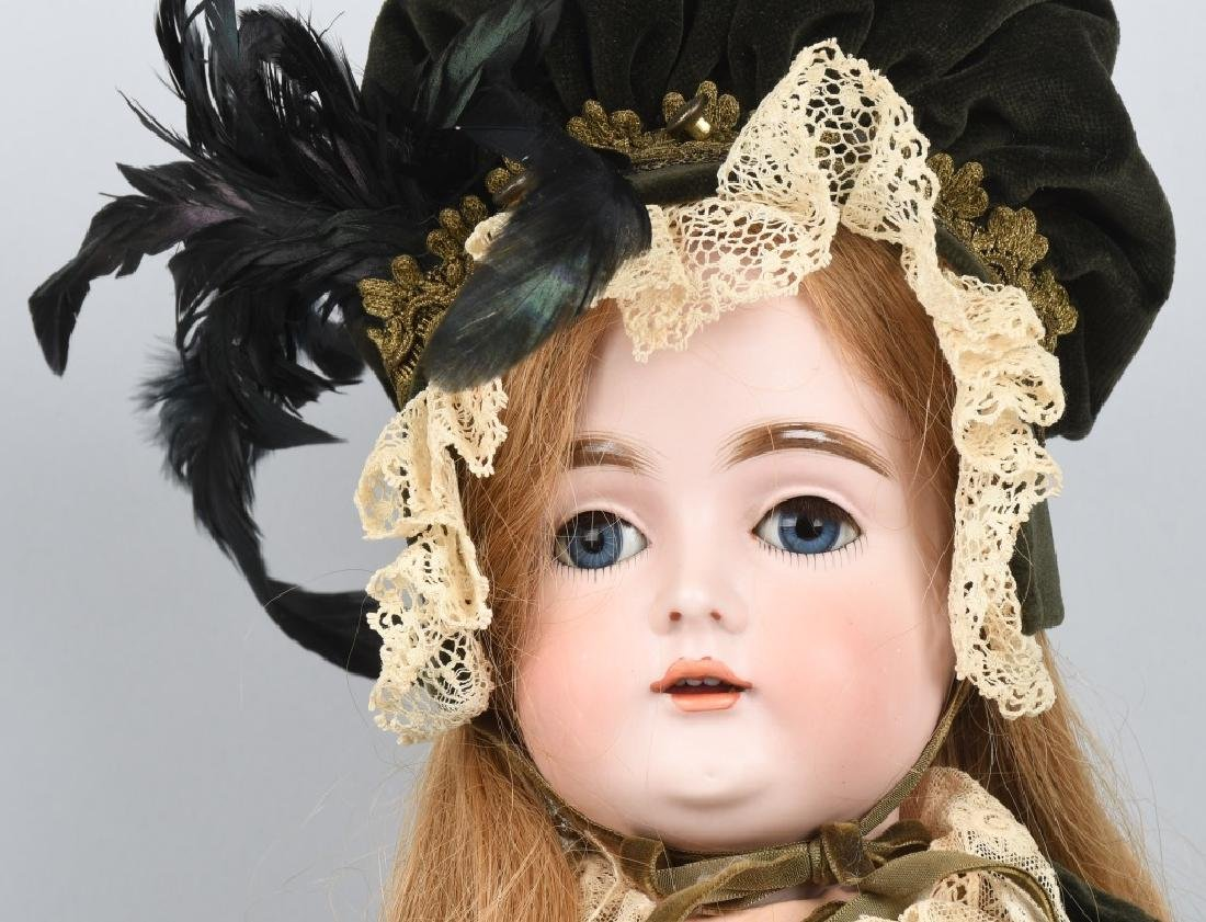 GERMAN KESTNER NO. 167, BISQUE DOLL - 2