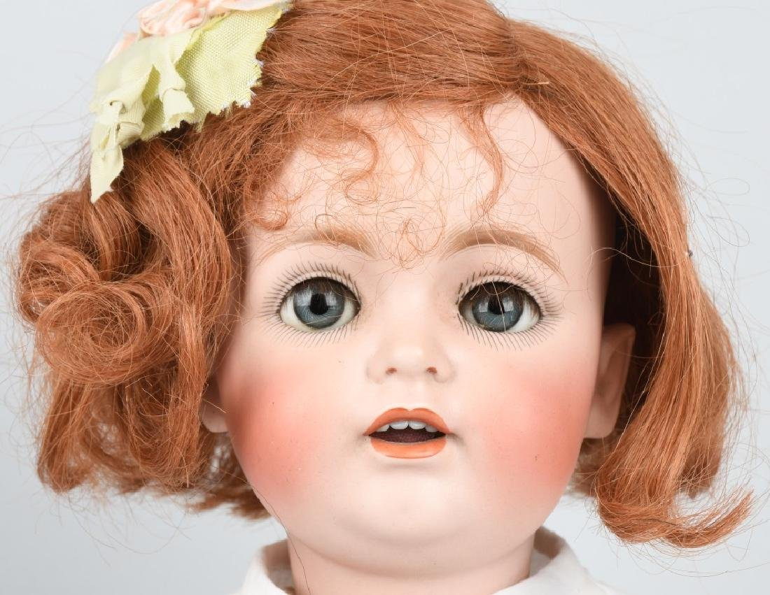 GERMAN KESTNER NO. 260, BISQUE DOLL - 2