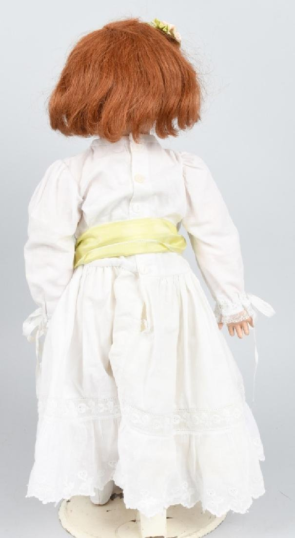 GERMAN KESTNER NO. 260, BISQUE DOLL - 4