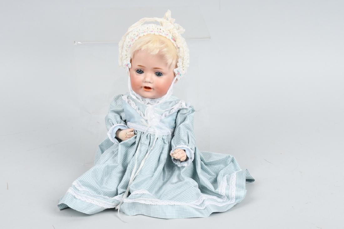 GERMAN KESTNER NO. 247, BISQUE BABY DOLL
