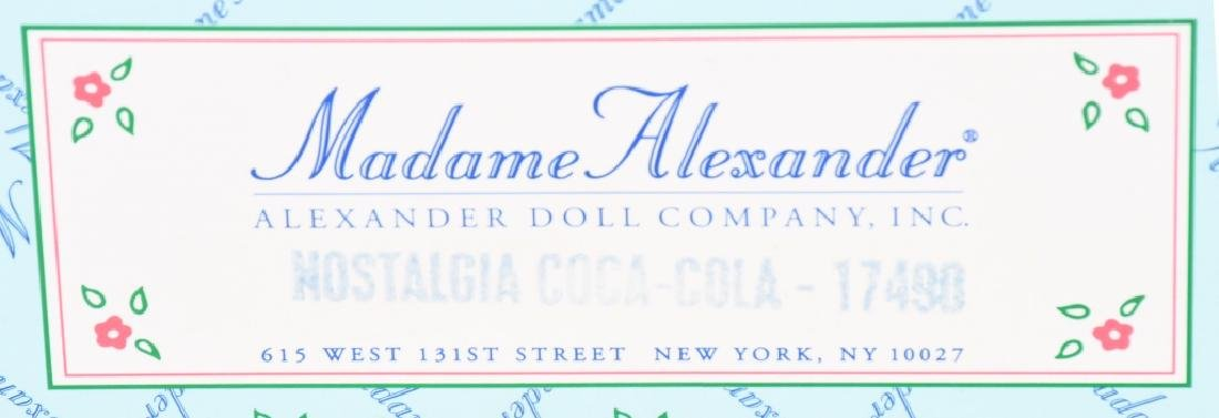 3-MADAME ALEXANDER DOLLS, COCA COLA, & MORE - 7