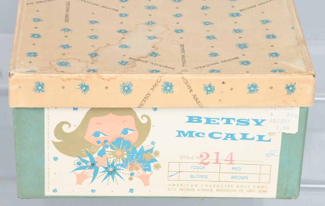 BETSY McCALL DOLL w/ ORIGINAL BOX - 5