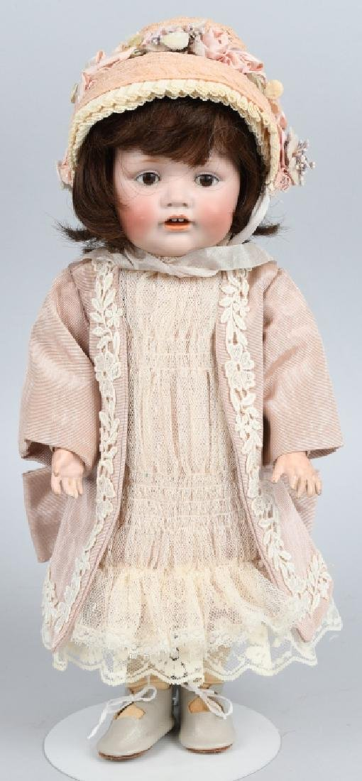 GERMAN KESTNER NO. 239 CHRACTER BISQUE DOLL