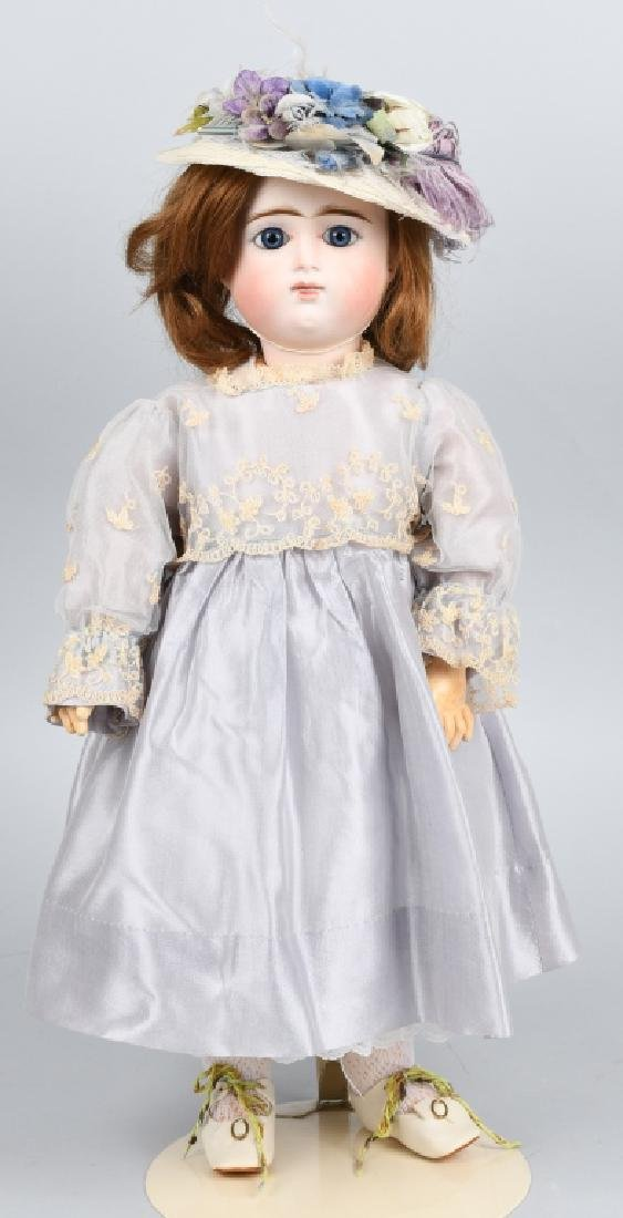 FRENCH E7D BISQUE DOLL