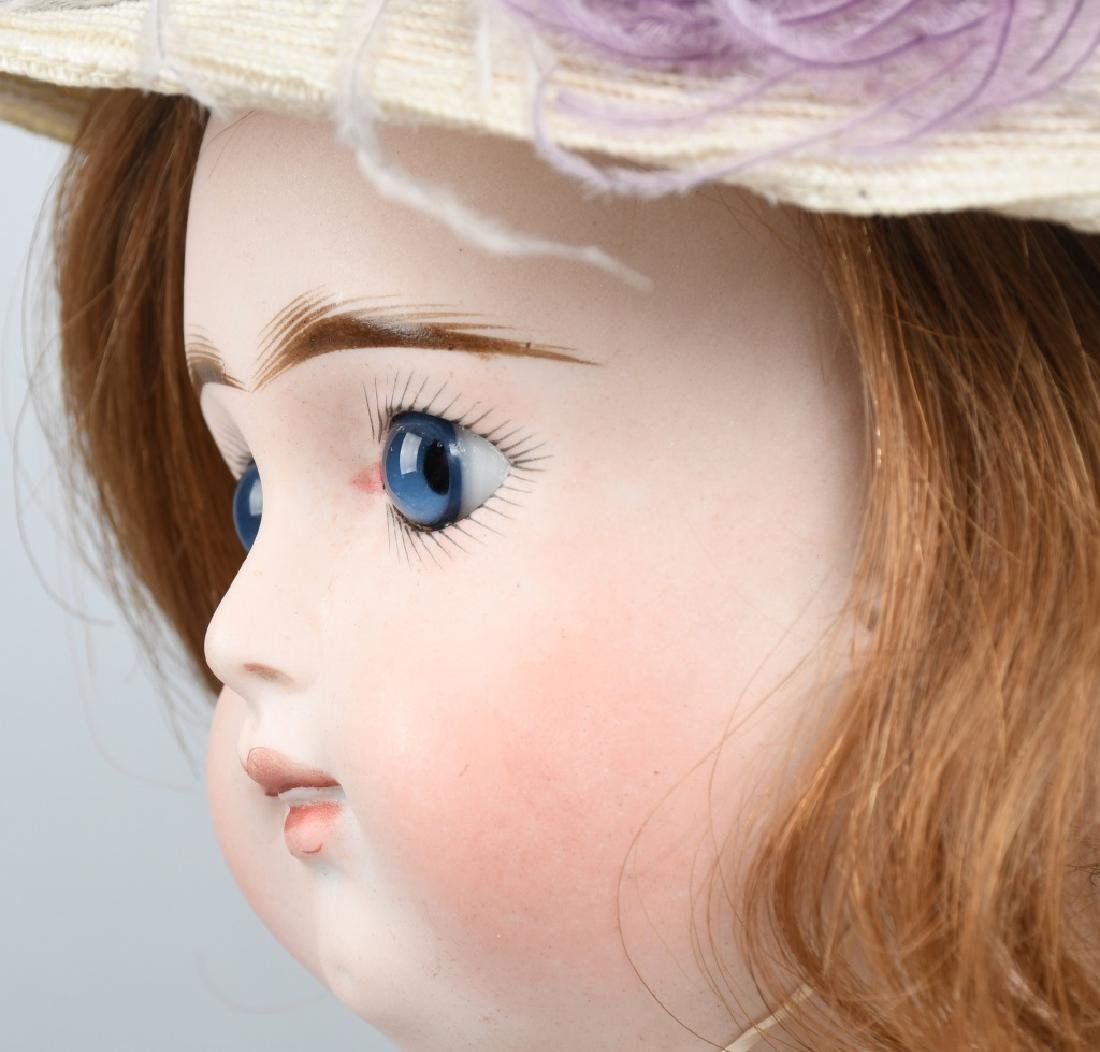 FRENCH E7D BISQUE DOLL - 3