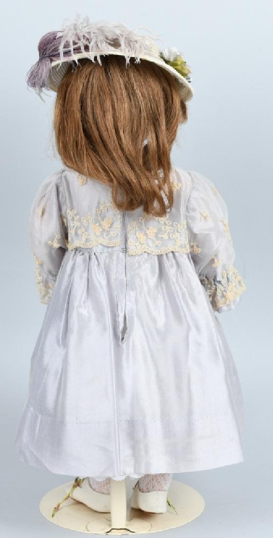 FRENCH E7D BISQUE DOLL - 5