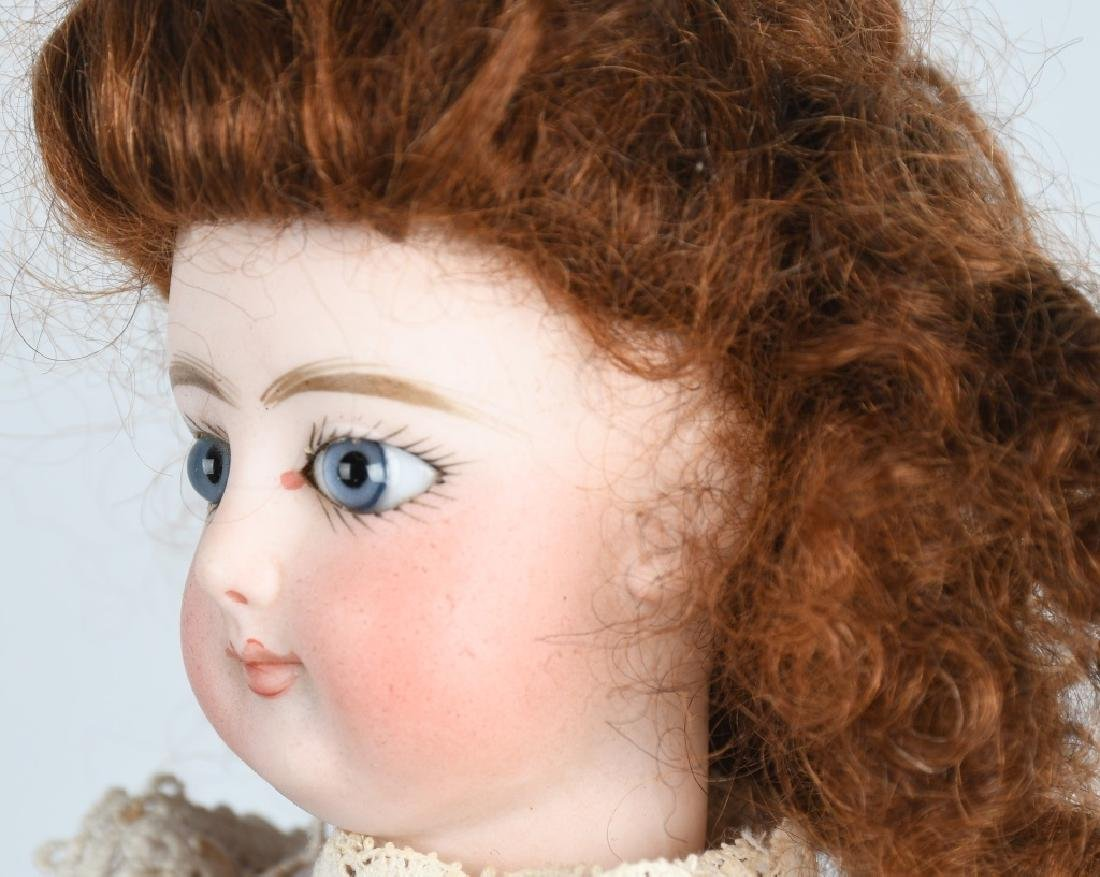 FRENCH BISQUE FG FASHION DOLL - 10