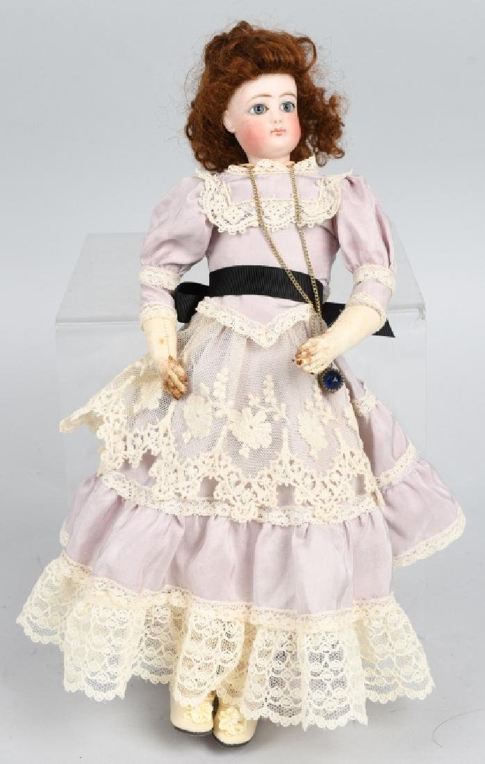 FRENCH BISQUE FG FASHION DOLL
