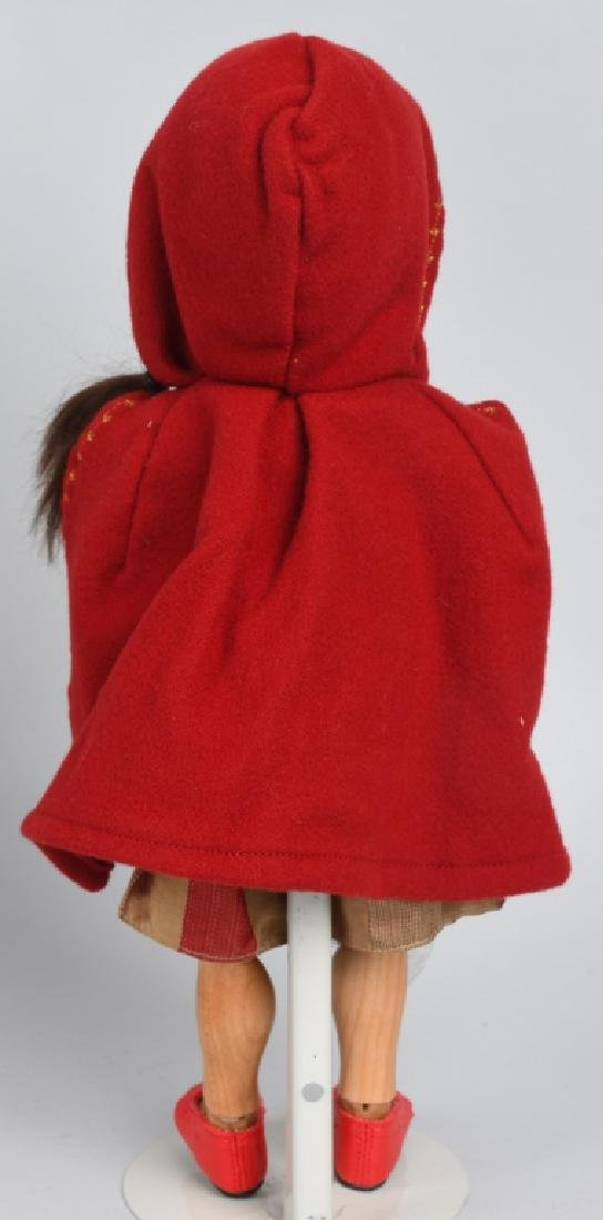 XENIS WOOD LITTLE RED RDING HOOD, BOXED - 5