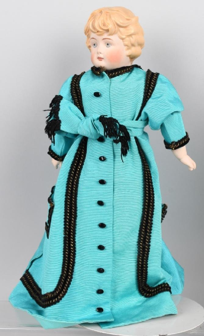 2-CONTEMPORARY BISQUE DOLLS, GOOGLY & MORE - 5