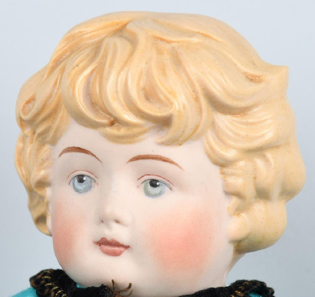 2-CONTEMPORARY BISQUE DOLLS, GOOGLY & MORE - 6