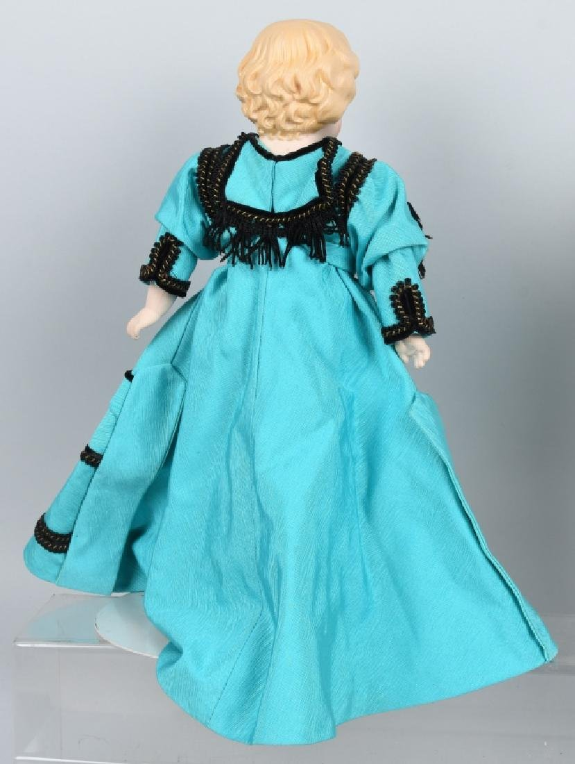 2-CONTEMPORARY BISQUE DOLLS, GOOGLY & MORE - 7