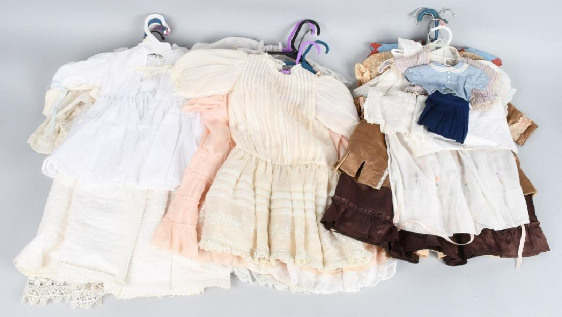 21-DOLL DRESSES and OUTFITS