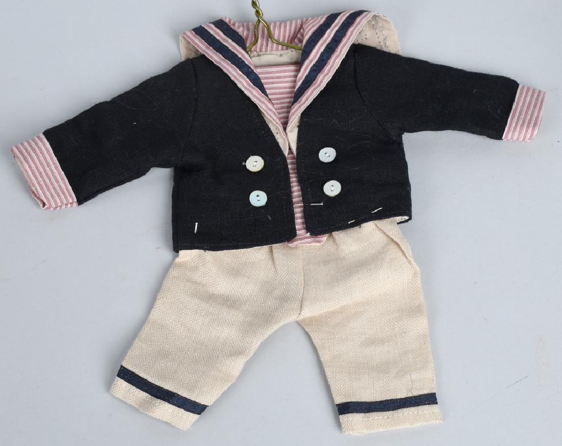 5-HANDMADE DOLL OUTFITS - 3