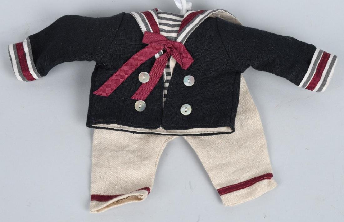 5-HANDMADE DOLL OUTFITS - 4