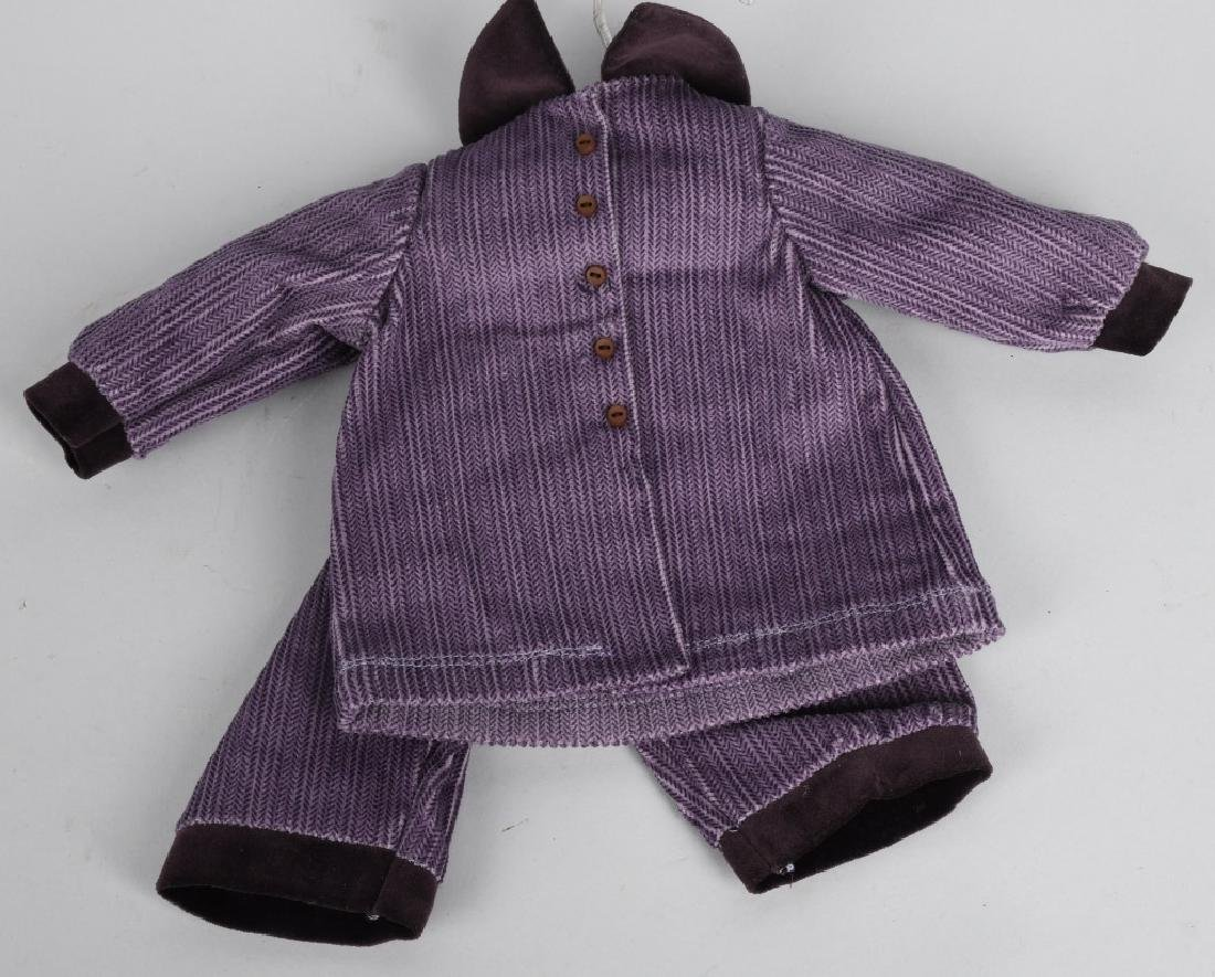 5-HANDMADE DOLL OUTFITS - 6