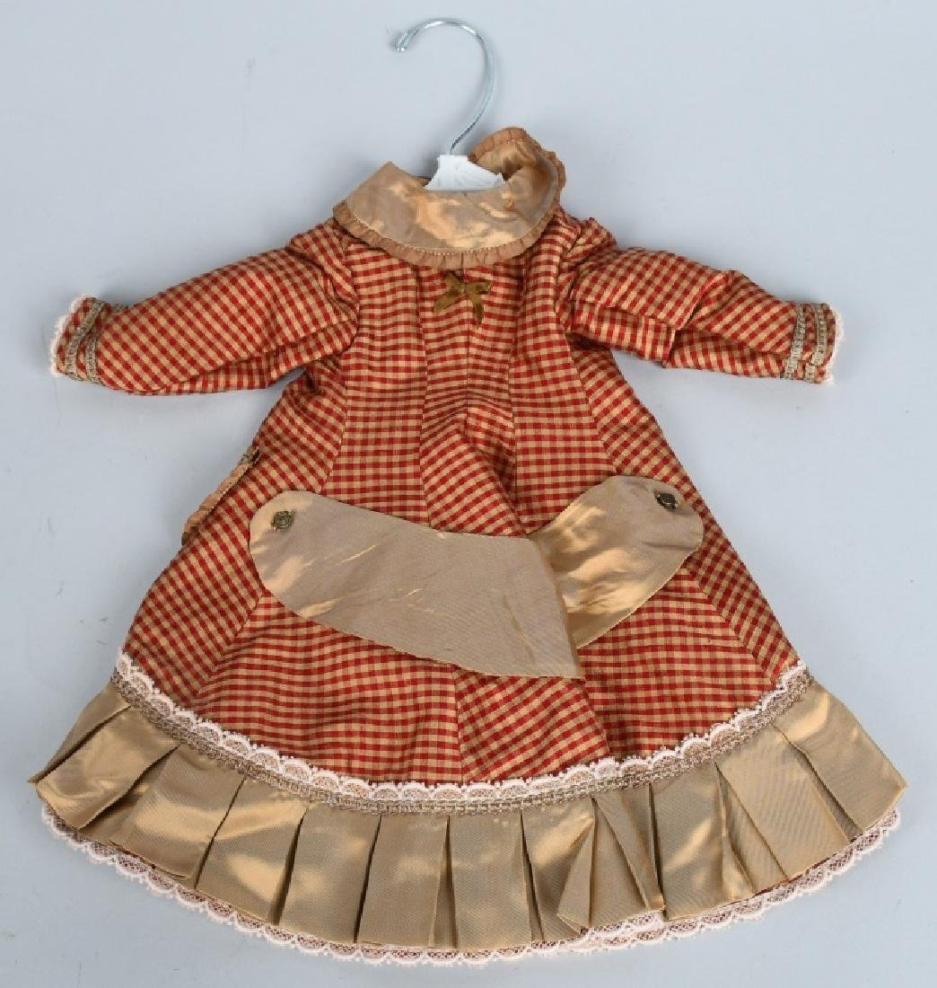 3-VINTAGE DOLL OUTFITS - 3