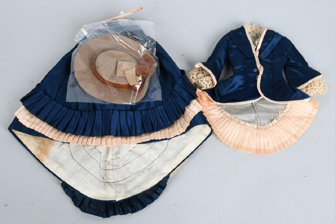 3-VINTAGE DOLL OUTFITS - 5