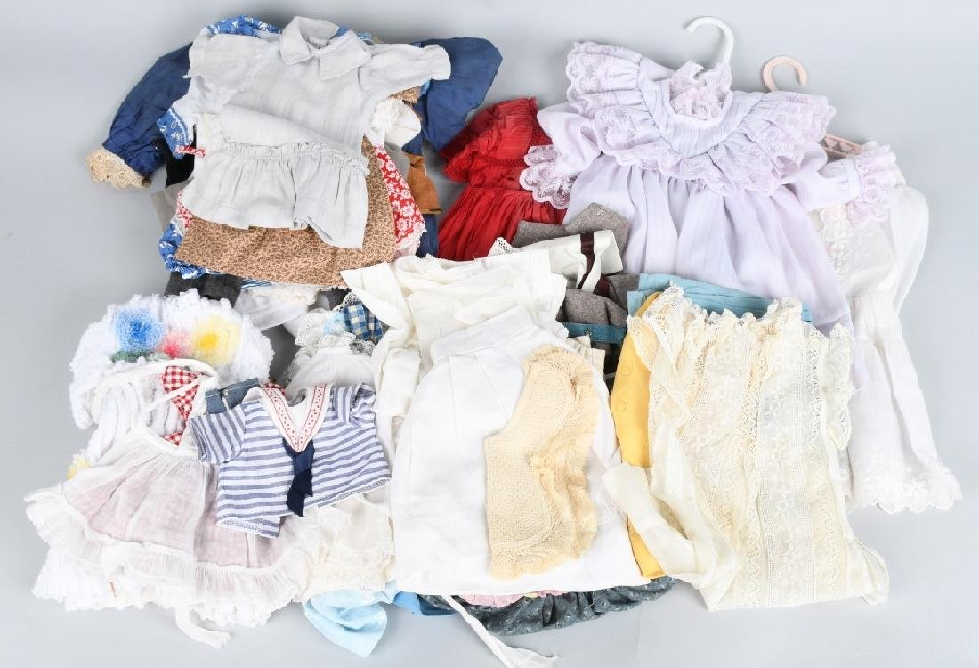HUGE LOT of BOYS & GIRLS DOLL CLOTHES