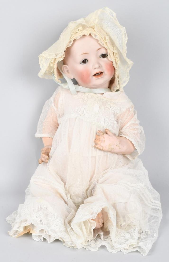 """18"""" DOME HEAD KESTNER BABY"""
