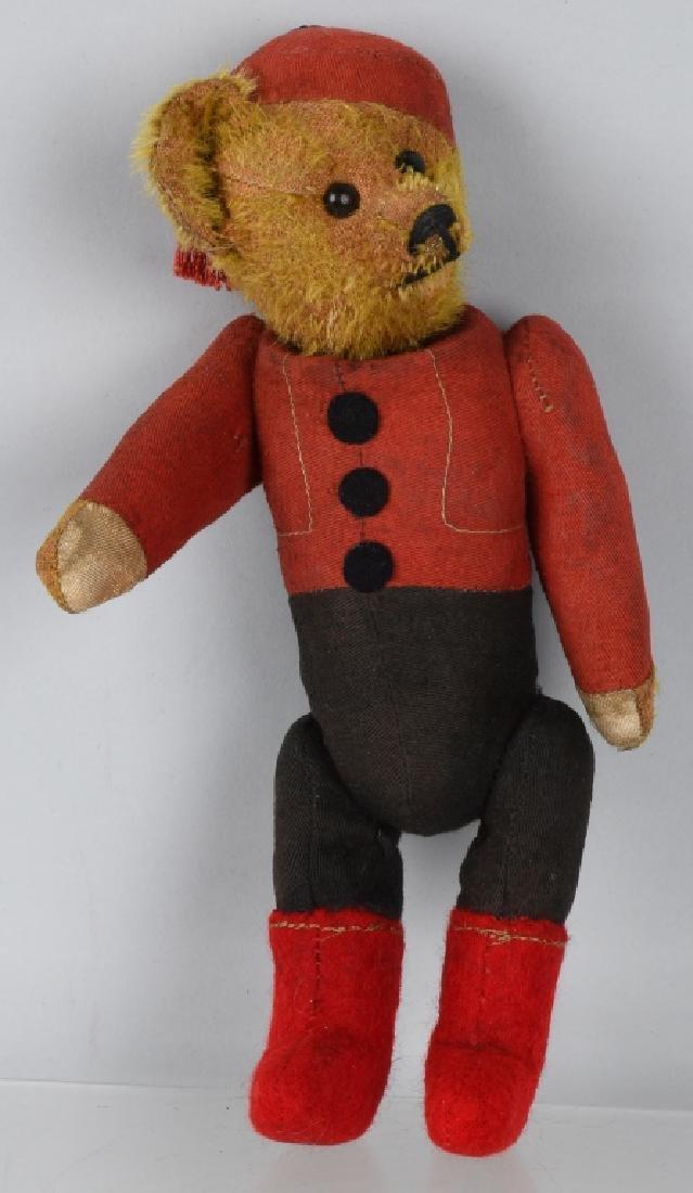 SCHUCO BELL HOP YES-NO BEAR