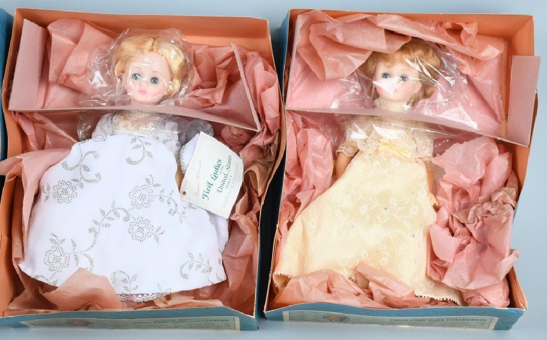 FOUR MADAME ALEXANDER DOLLS - 3