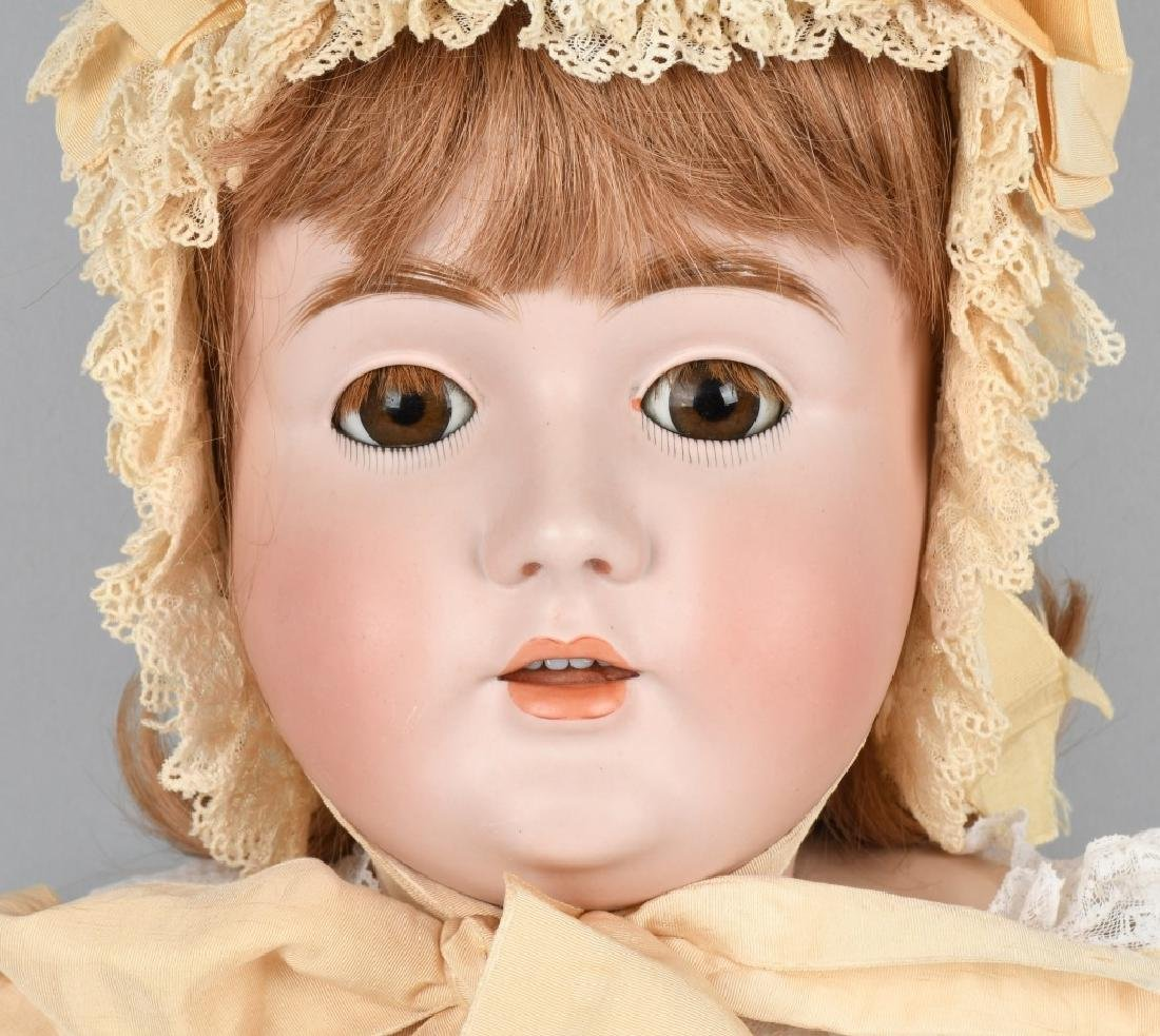 "HUGE KESTNER No. 142, 36"" BISQUE DOLL - 2"