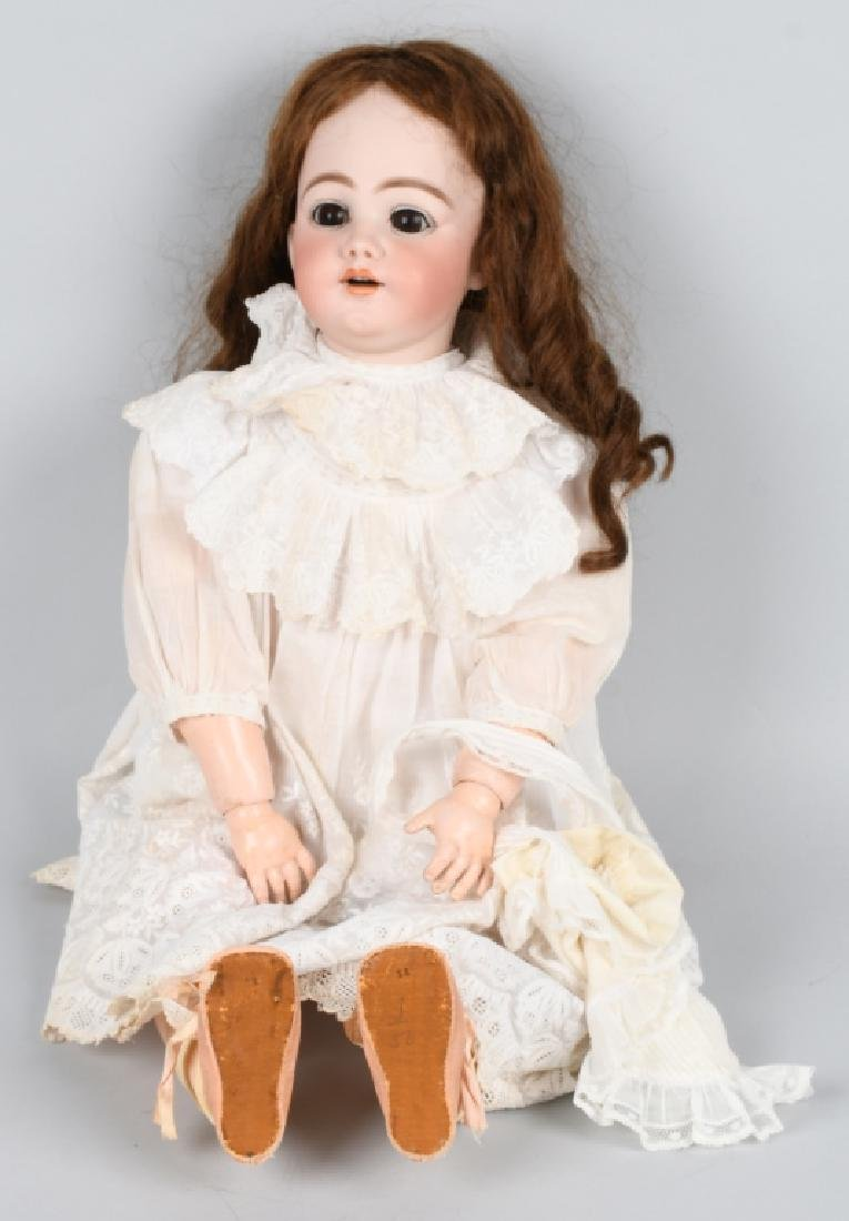 GERMAN SIMON HALBIG S14H, 1009 BISQUE DOLL