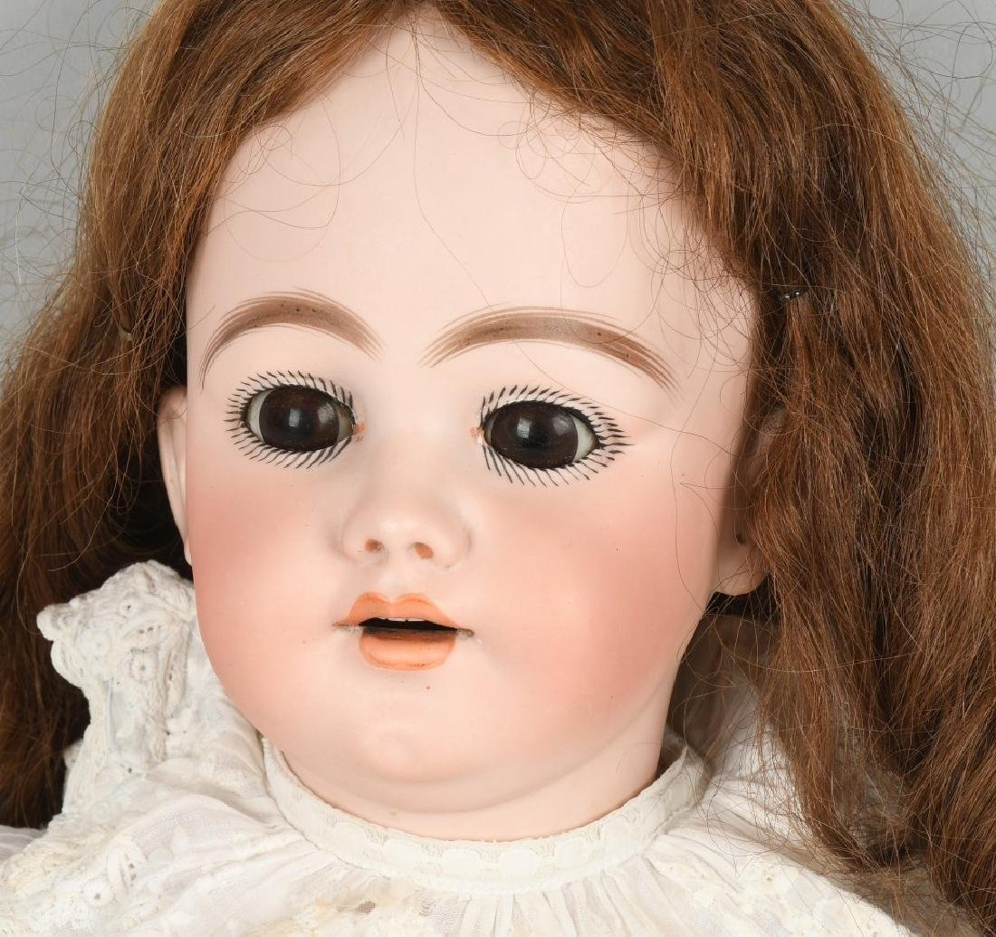 GERMAN SIMON HALBIG S14H, 1009 BISQUE DOLL - 2