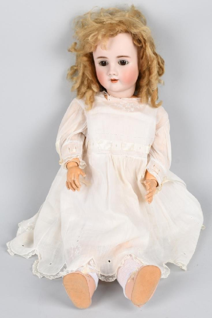 GERMAN HEINRICH HANDWERCK HALBIG BISQUE DOLL