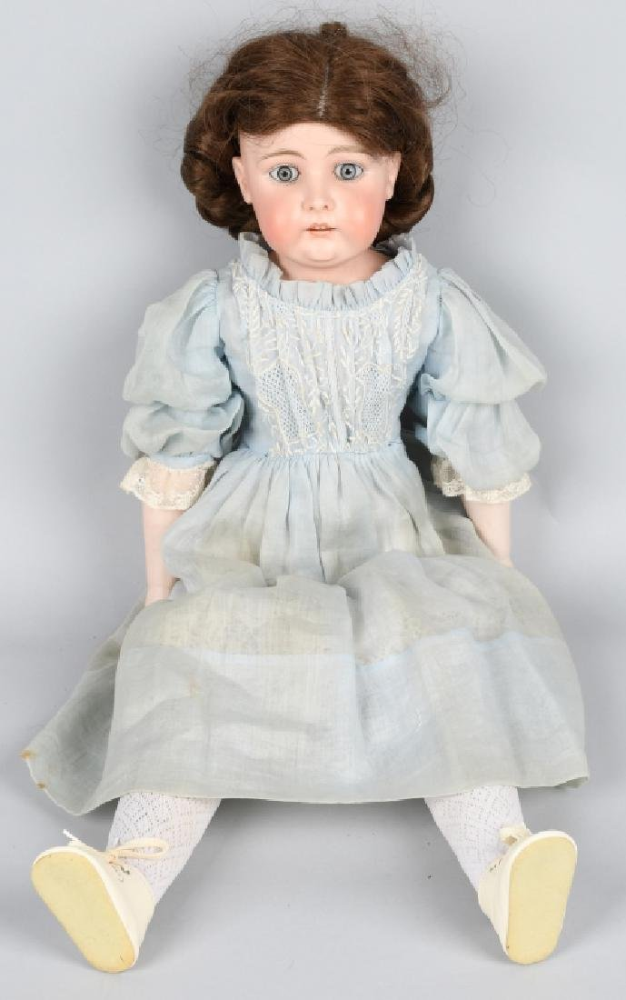 GERMAN KESTNER BISQUE DOLL