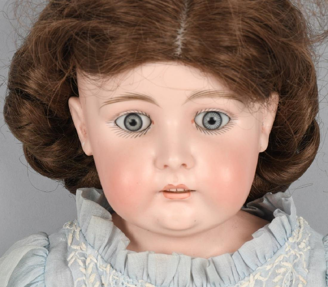 GERMAN KESTNER BISQUE DOLL - 2