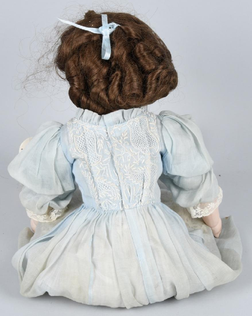 GERMAN KESTNER BISQUE DOLL - 4