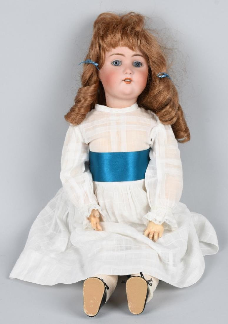 GERMAN MY SWEETHEART, 101 B.J. & Co. BISQUE DOLL