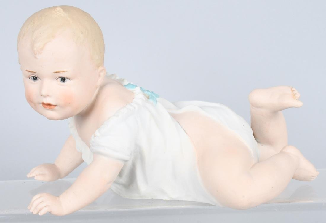 2-HUEBACH BISQUE PIANO BABIES - 5