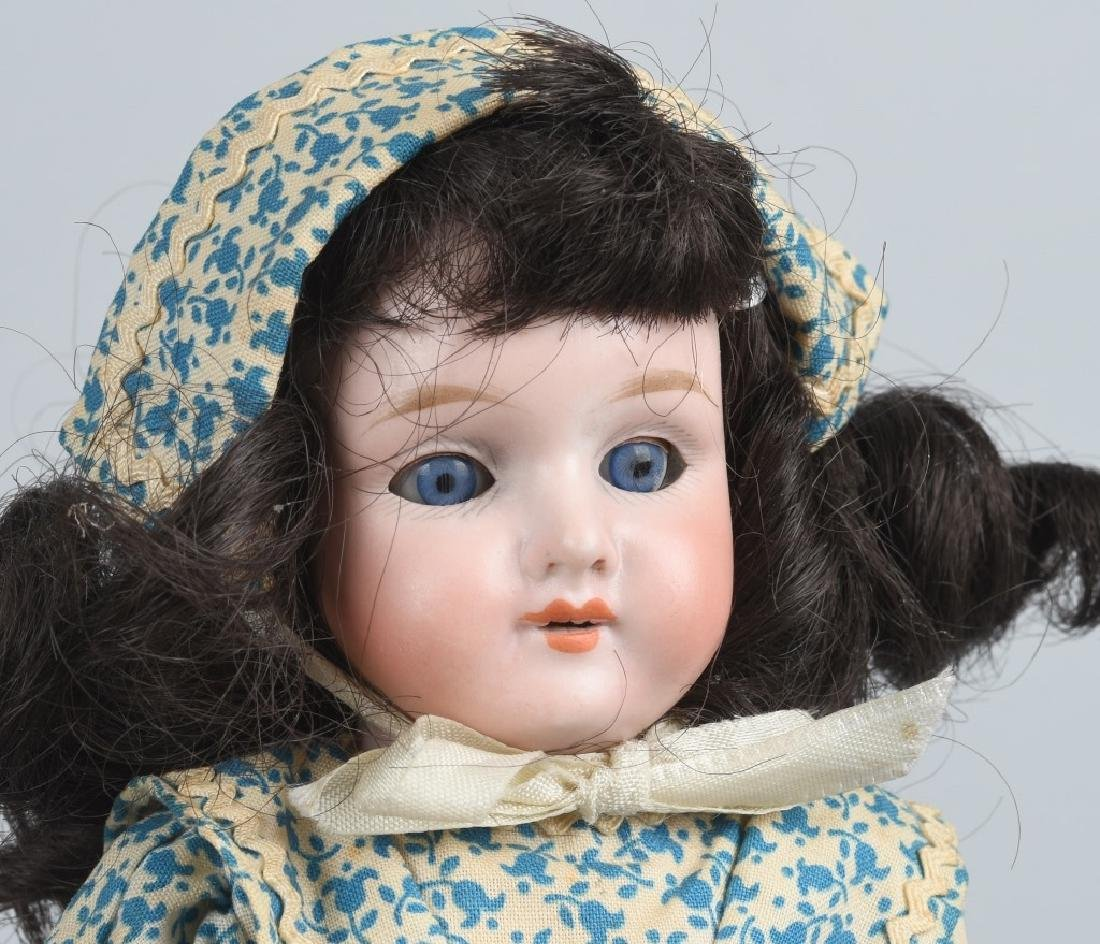 2-GERMAN BISQUE DOLLS - 2