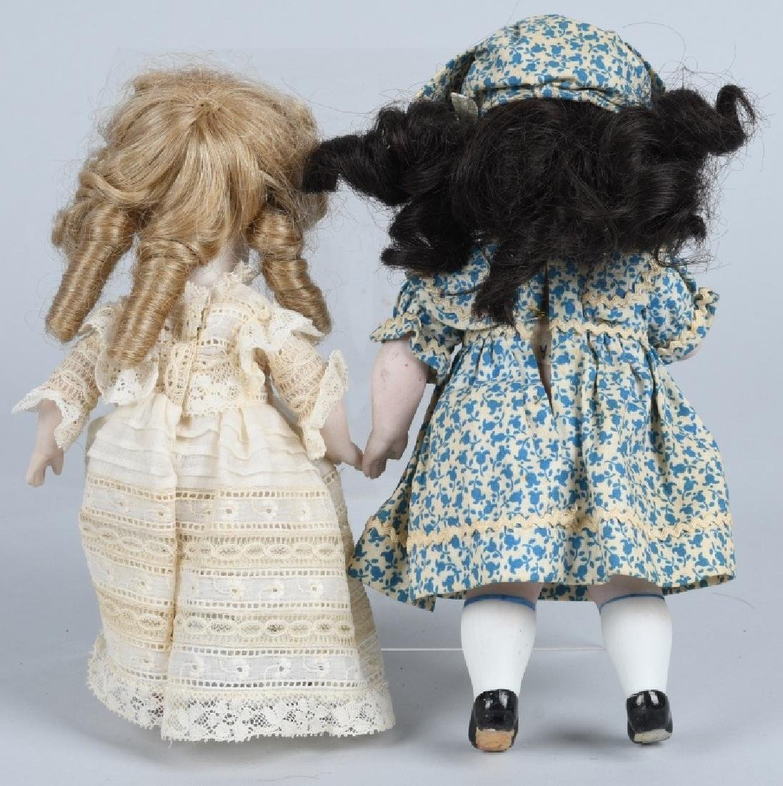 2-GERMAN BISQUE DOLLS - 6