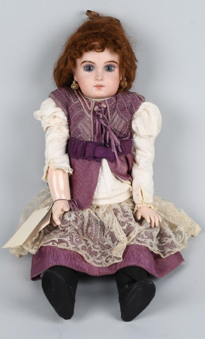 BEAUTIFUL SUSAN HILL CONTEMPORARY BISQUE DOLL