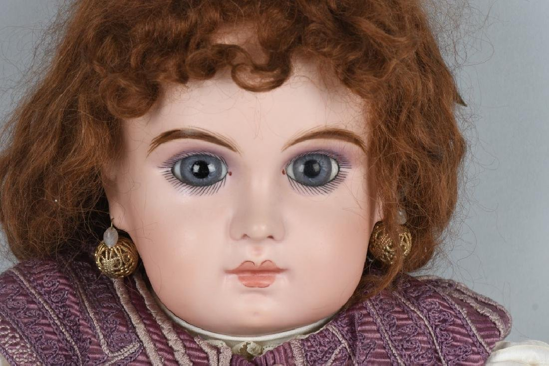 BEAUTIFUL SUSAN HILL CONTEMPORARY BISQUE DOLL - 2