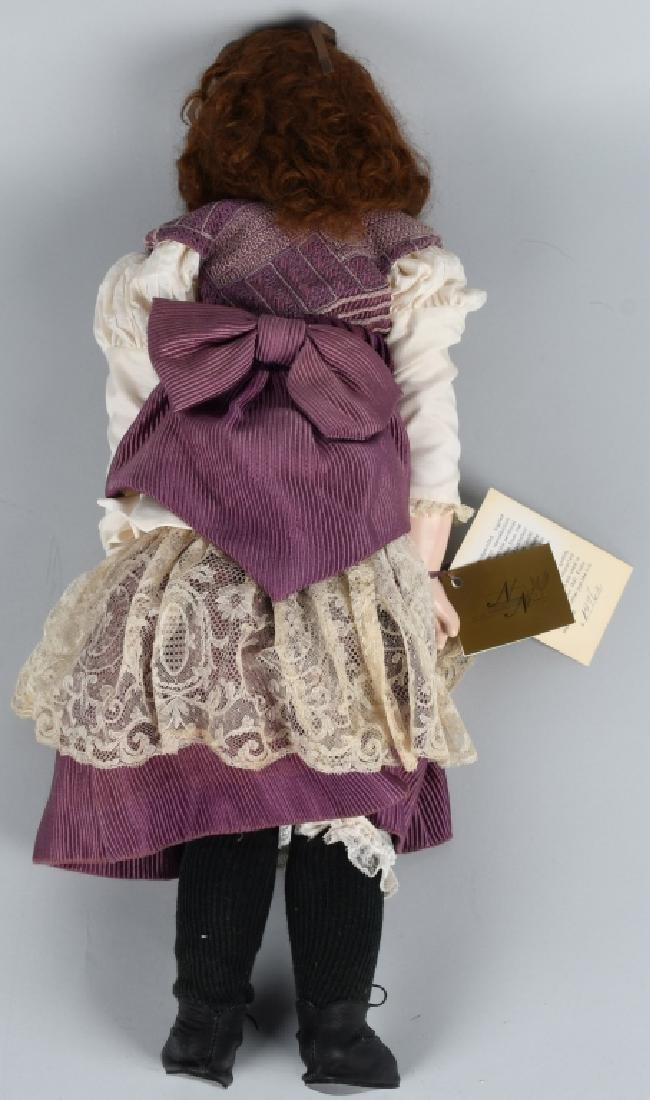 BEAUTIFUL SUSAN HILL CONTEMPORARY BISQUE DOLL - 3