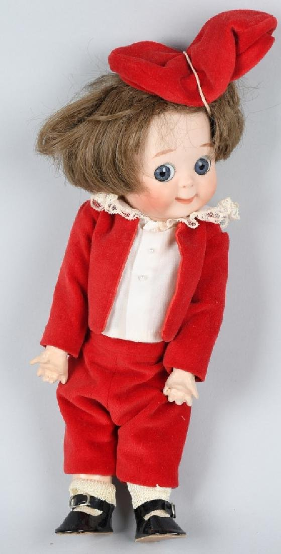3-CONTEMPORARY BISQUE DOLLS, GGOGLY & MORE - 2