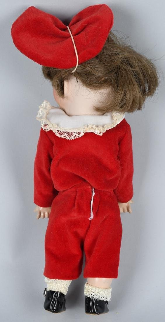 3-CONTEMPORARY BISQUE DOLLS, GGOGLY & MORE - 4